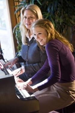 Richtige Haltung Beim Klavier Spielen