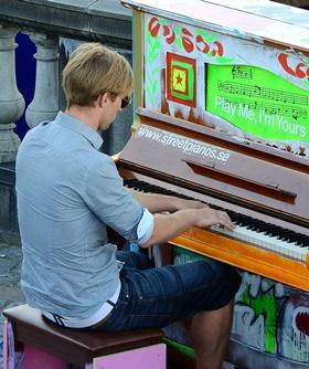 klavier nach gehör spielen